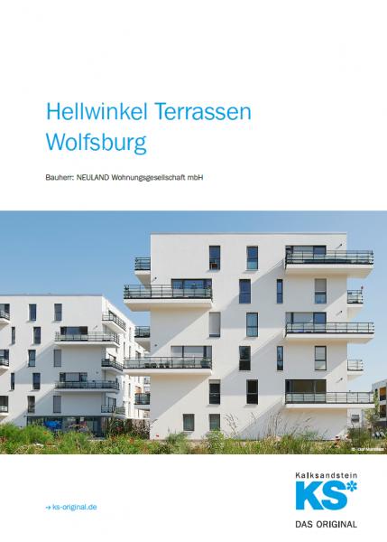 KS* projekt weiß. | Hellwinkel Terrassen