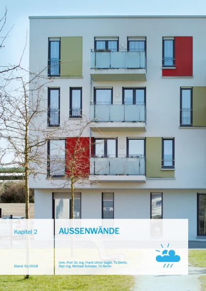 Außenwände | Planungshandbuch Kap. 02
