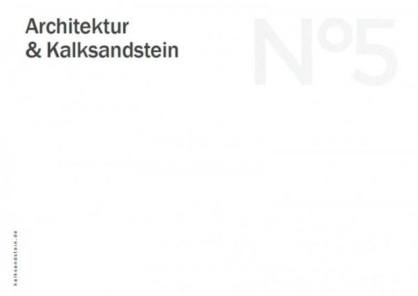 Architektur und Kalksandstein No.5