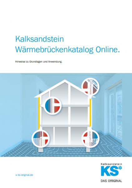 Wärmebrückenkatalog Online - Hinweise zu Grundlagen und Anwendung