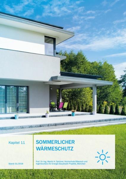 Sommerlicher Wärmeschutz | Planungshandbuch Kap. 11