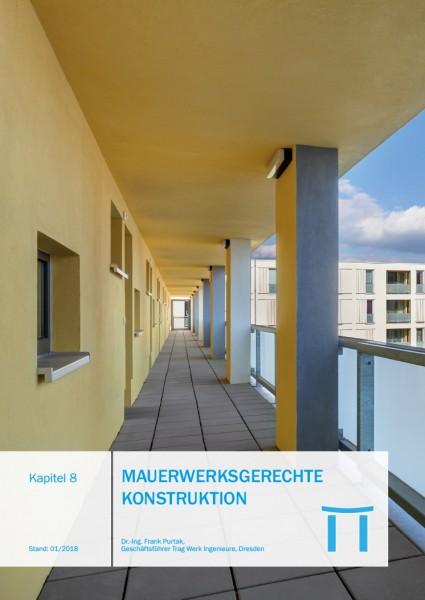 Mauerwerksgerechte Konstruktion | Planungshandbuch Kap. 08