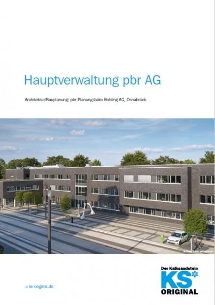 KS* projekt weiß. | Hauptverwaltung pbr AG