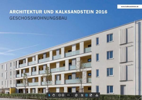 Architektur und Kalksandstein 2016